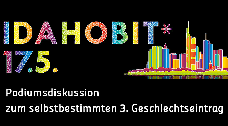 IDAHOBIT in Frankfurt am Main 2018