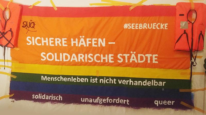 CSD Frankfurt 2018 Seebruecke